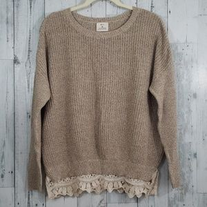 Pin and Needles oversized sweater